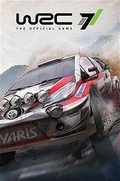 Jaquette WRC 7