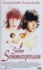 Affiche Sieben Sommersprossen
