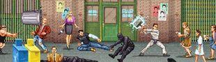 Cover Beat 'em up (l'histoire du jeu vidéo)
