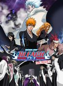 Affiche Bleach : The Diamond Dust Rebellion