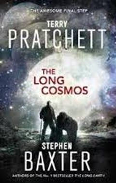 Couverture The Long Cosmos