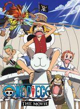 Affiche One Piece : Le Film