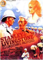 Affiche Stanley et Livingstone