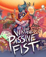 Jaquette Way of the Passive Fist