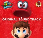 Pochette SUPER MARIO ODYSSEY ORIGINAL SOUND TRACK (OST)