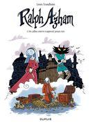 Couverture Un caillou enterré n'apprend jamais rien - Ralph Azham, tome 4