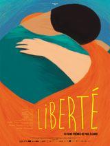 Affiche Liberté 13 films-poèmes de Paul Eluard