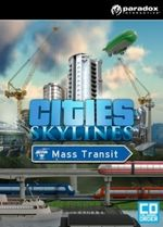Jaquette Cities: Skylines - Mass Transit