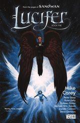 Couverture Lucifer Book Five