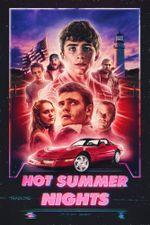 Affiche Chaudes nuits d'été
