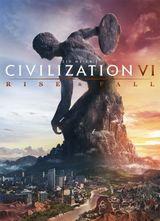 Jaquette Civilization VI : Rise and Fall