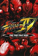 Affiche Street Fighter IV: The Ties That Bind