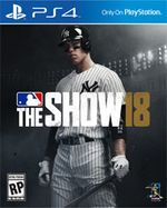 Jaquette MLB The Show 18