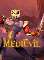 Jaquette MediEvil Remastered