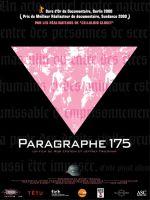 Affiche Paragraphe 175