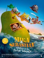 Affiche Mika & Sebastian : l'aventure de la poire géante