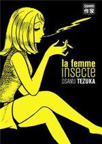 Couverture La Femme insecte