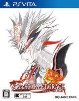 Jaquette SaGa Scarlet Grace