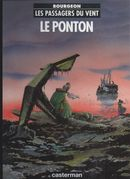 Couverture Le Ponton - Les Passagers du vent, tome 2