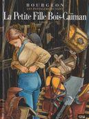 Couverture La Petite Fille Bois-Caïman : Livre 1 - Les Passagers du vent, tome 6