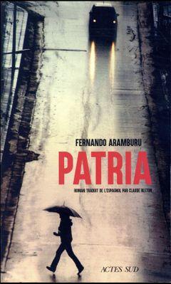 Couverture Patria