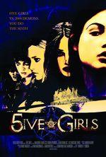 Affiche Five Girls