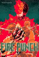 Couverture Fire Punch, tome 4