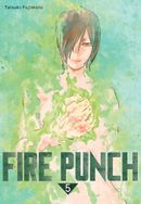 Couverture Fire Punch, tome 5