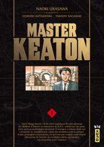 Couverture Master Keaton