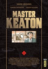 Couverture Master Keaton