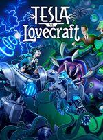 Jaquette Tesla vs Lovecraft