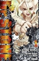 Couverture Stone World - Dr. Stone, tome 1