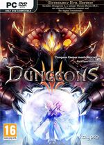 Jaquette Dungeons 3