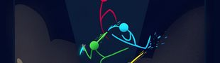 Jaquette Stick Fight : The Game
