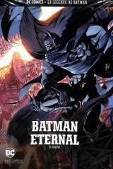 Couverture Batman : Eternal (2e parie) - DC Comics - La légende de Batman hors série 2