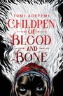 Couverture Children of Blood and Bone