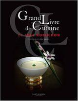 Couverture Grand Livre de Cuisine de Joël Robuchon
