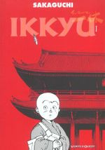 Couverture Ikkyu, tome 1