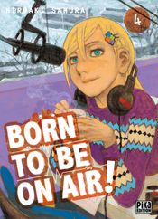 Couverture Born To Be On Air !, tome 4