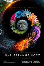 Affiche One Strange Rock
