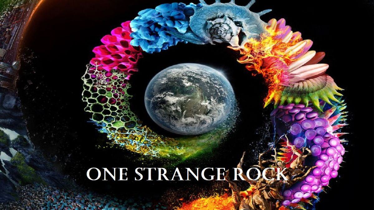 One Strange Rock Zdfinfo