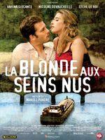 Affiche La Blonde aux seins nus