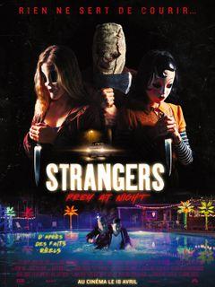 Affiche Strangers : Prey at Night