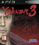 Jaquette Yakuza 3