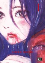 Couverture Happiness, tome 1