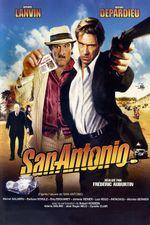 Affiche San Antonio