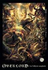 Couverture Overlord - Tome 2 : La Valkyrie Sanglante