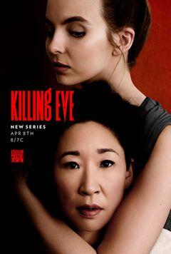 Affiche Killing Eve