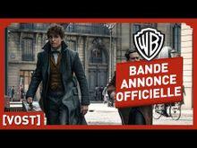 Video de Les Animaux fantastiques : Les Crimes de Grindelwald