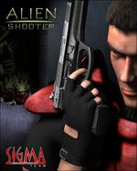 Jaquette Alien Shooter